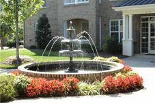 Four Lovely Fountains